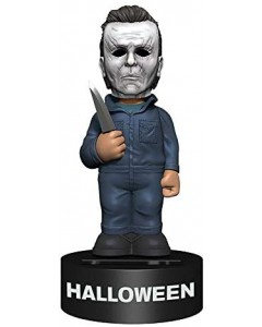 Halloween - Figurine solaire body knocker Michael Myers