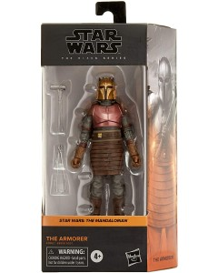 Star Wars - Black Series - Figurine The Armorer (The Mandalorian)