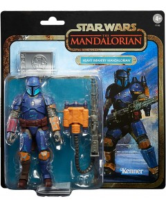 Star Wars - Black Series - 6 inch - Heavy Infantry (The Mandalorian) Credit Collection