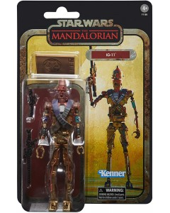 Star Wars - Black Series - 6 inch - IG-11 (The Mandalorian) Credit Collection