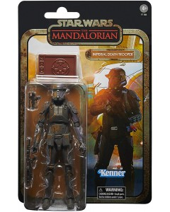 Star Wars - Black Series - 6 inch - Imperial Death Trooper (The Mandalorian) Credit Collection