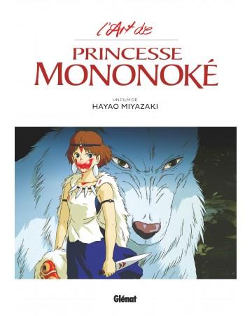 Studio Ghibli : L'Art de Princesse Mononoke