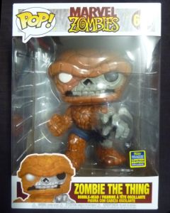 Marvel Zombies - Pop! - Zombie The Thing n°665 SDCC 2020