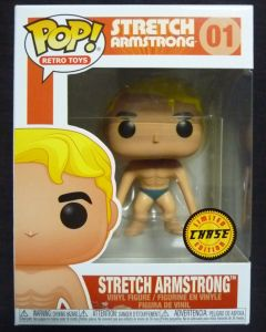 Retro Toys - Pop! - Stretch Armstrong n°01 CHASE