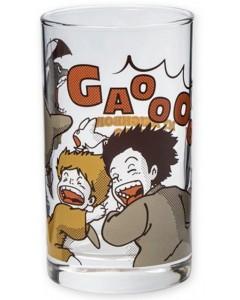 """Mon voisin Totoro - Verre Vintage Collection """"Graaaaaah"""""""
