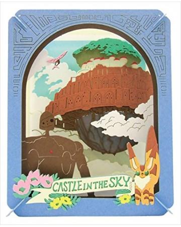 Laputa Castle - Paper Theater