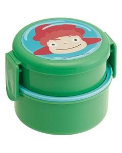 Ponyo sur la falaise - Bento box ronde