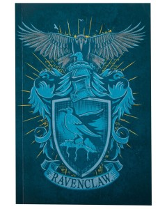 Harry Potter - Carnet 128 pages Ravenclaw