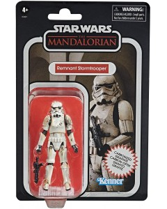 Star Wars - The Vintage Collection - Carbonized Remnant Stormtrooper (The Mandalorian)