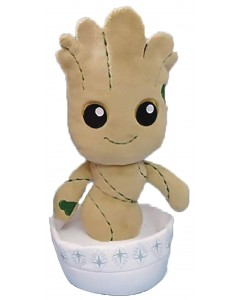Marvel - Peluche Phunny - Baby Groot 20 cm