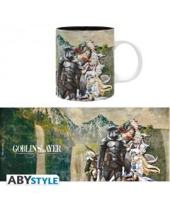 Goblin Slayer - Mug 320 ml Groupe