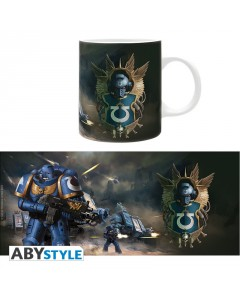 Warhammer 40k - Mug 320 ml Ultramarines