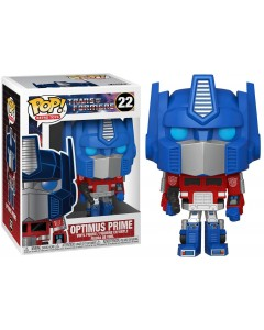 Transformers - Retro Toys - Pop! - Optimus Prime n°22