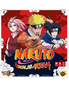 Naruto - Jeu de société Ninja Arena