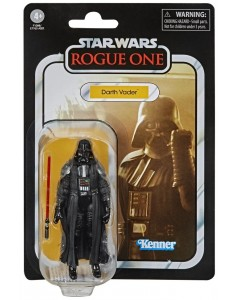 Star Wars - The Vintage Collection - Figurine Darth Vader (Rogue One)