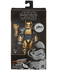Star Wars - Black Series - Figurine Commander Pyre