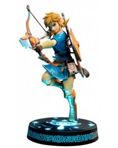 Zelda - Statue PVC Link (Breath of the Wild) version collector