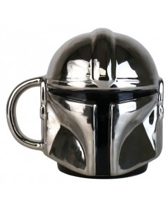 Star Wars : The Mandalorian - Mug 3D Mando Helmet