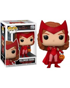 Marvel Studios : Wandavision - Pop! - Halloween Wanda n°715
