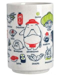 Spirited Away (Chihiro) - Tasse à thé Arubaya