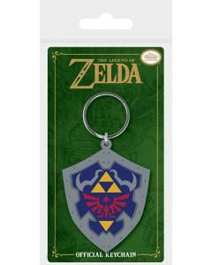 Zelda - porte-clé PVC Hylian Shield