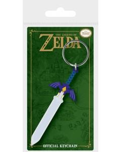 Zelda - porte-clé PVC Master Sword