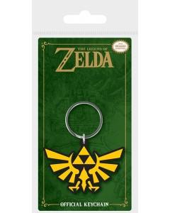 Zelda - porte-clé PVC Triforce