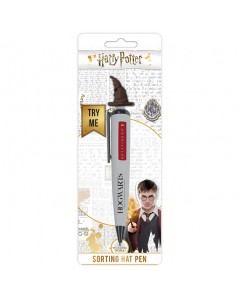 Harry Potter - Stylo multi-couleurs Sorting Hat (Choixpeau)