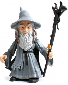 Lord of the Rings - Figurine vinyle Gandalf 8 cm