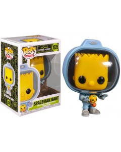 The Simpsons - Pop! Treehouse of Horror - Spaceman Bart n°1026