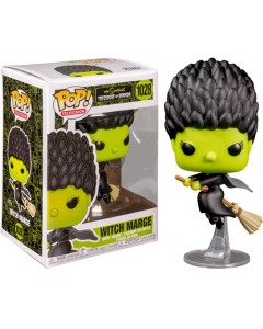 The Simpsons - Pop! Treehouse of Horror - Witch Marge n°1028