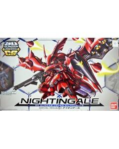 Gundam - SD Gundam Cross Silhouette Nightingale