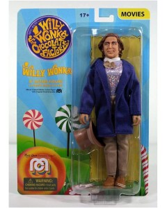Charlie et la Chocolaterie - Figurine Willy Wonka (Gene Wilder) 20 cm