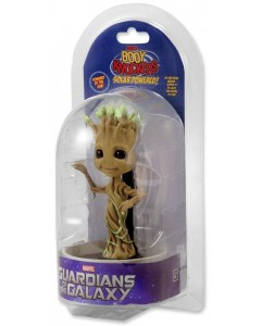 Guardians of the Galaxy 2 - Figurine body knocker Baby dancing Groot
