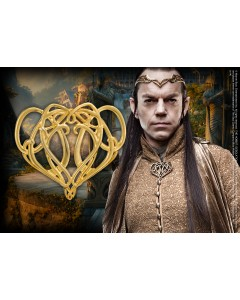Lord of the Rings / The Hobbit - broche d'Elrond