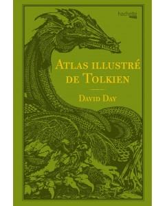 Atlas illustré de Tolkien de David Day