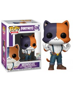 Fortnite - Pop! - Meowscles n°639