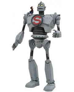 The Iron Giant - Gallery - Statue PVC Le Géant de Fer Superman 25 cm