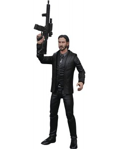 John Wick - Figurine Select - Tactical John Wick