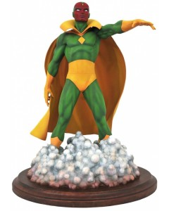 Marvel - Statue Premier Collection - The Vision 28 cm