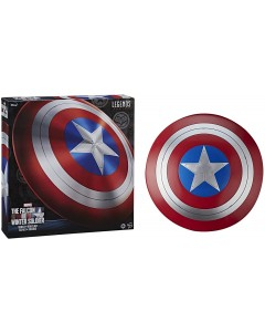 Marvel - Réplique Bouclier Captain America (version Falcon & Winter Soldier)