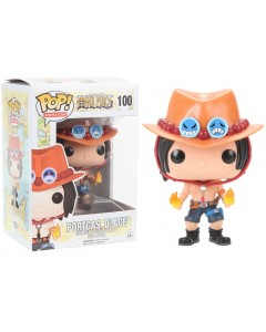 One Piece - Pop! - Portgas D. Ace n°100