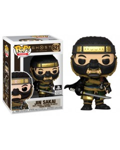 Ghost of Tsushima - Pop! Games - Jin Sakai n°621