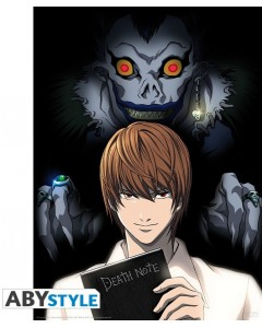 Death Note - poster Light & Ryuk (52x38)