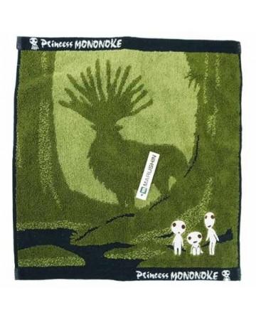 Mononoke Hime - Serviette Kodama 34 x 36 cm