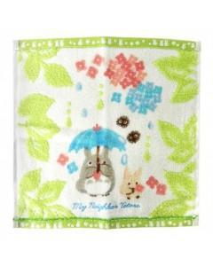 Mon voisin Totoro - Serviette Gouttes de pluie 25 x 25 cm
