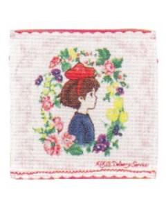 Kiki la petite Sorcière - Serviette 25 x 25 cm Portrait