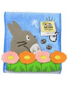 Mon voisin Totoro - Serviette avec poche 12,5 x 12,5 cm