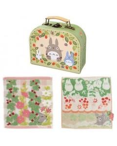 Mon Voisin Totoro - Valisette + 2 petites serviettes
