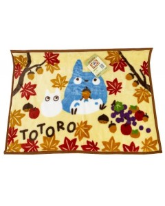 Mon Voisin Totoro - Plaid Automne 70 x 100 cm